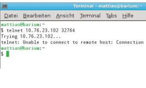 Screenshot Router