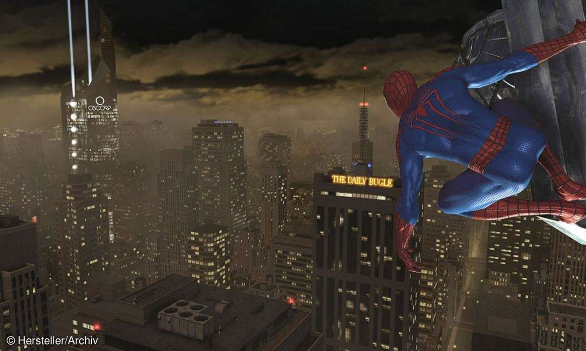 The Amazing Spider-Man 2 (PC, PS4, Xbox One, PS3, Xbox 360)