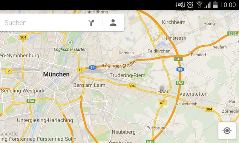 Google Maps Update: Offline-Navigation, Stauinfos mit Alternativ ...