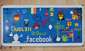 Facebook Whiteboard Dublin