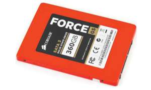 Corsair Force GS 360 GB: Im