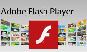 Screenshot Adobe Flash Player