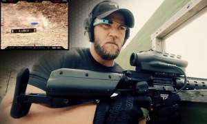 google glass, waffen, trackingpoint