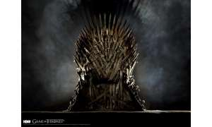 Game of Thrones Iron Throne Eiserner Thron