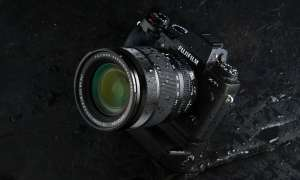 Fuji Fujinon XF18-135mm an T1