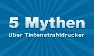 Drucker,HP,Hewlett Packard,Printer,Tintenstrahldrucker,Mythen,Mythos