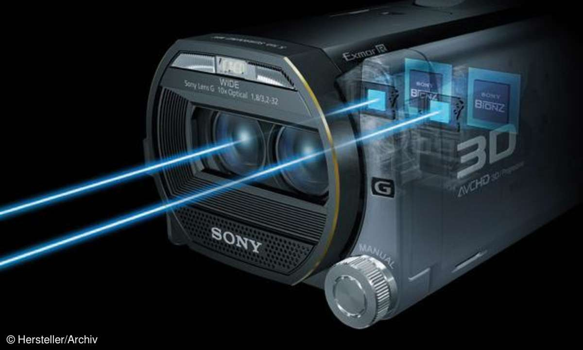 Sony HDR-TD20VEVE, cam, video