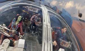 Guardians of the Galaxy, Szenenfoto