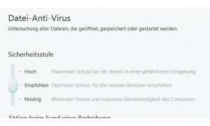 Datei-Anti-Virus