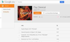 Google Play Music verschenkt Songs