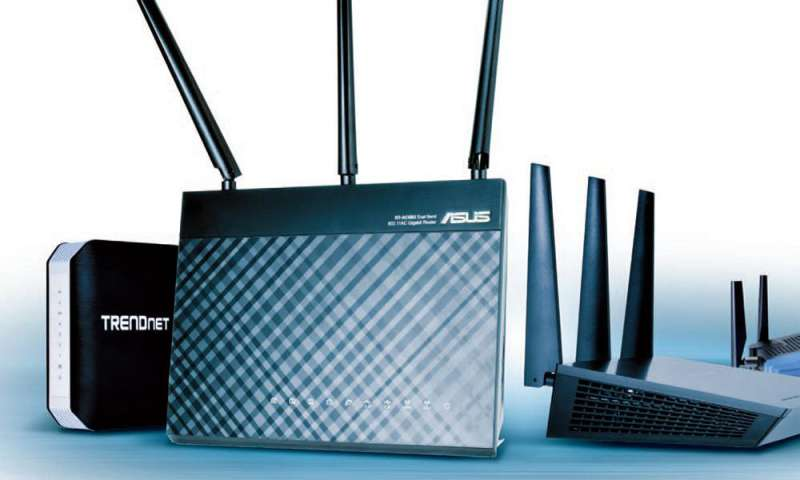 ac1900 wlan router im test netgear linksys asus co. Black Bedroom Furniture Sets. Home Design Ideas