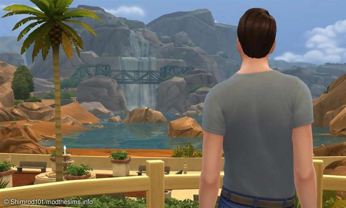 Sims 4 Mods: No Blur In The Distance Mod