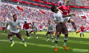 Screenshot zu Pro Evolution Soccer 2015