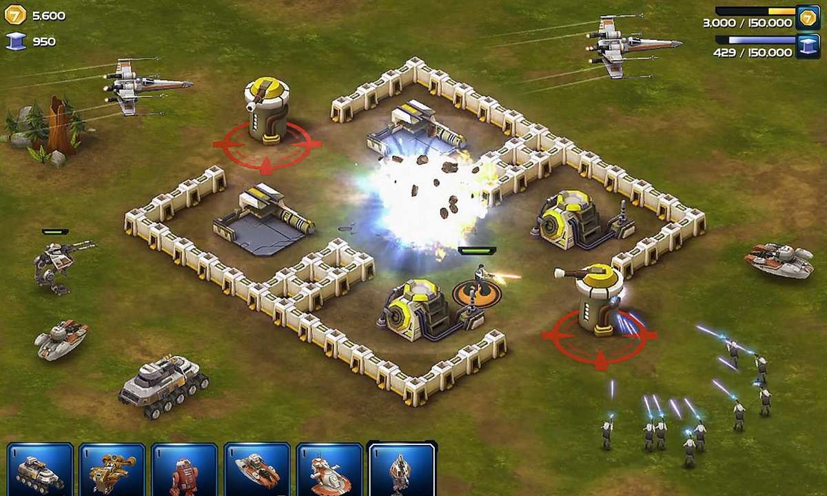 Star Wars: Commander - Android