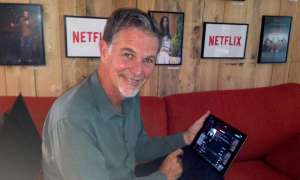 Netflix, Deutschlandstart, Reed Hastings, Interview