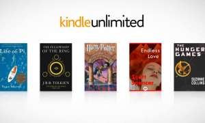 amazon, kindle unlimited, ebooks