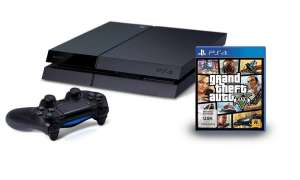 gta 5, ps4 bundle, amazon
