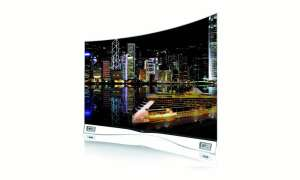 CURVED OLED TV