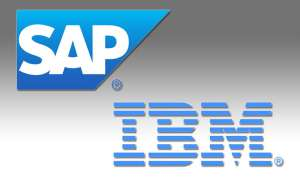SAP & IBM Logo