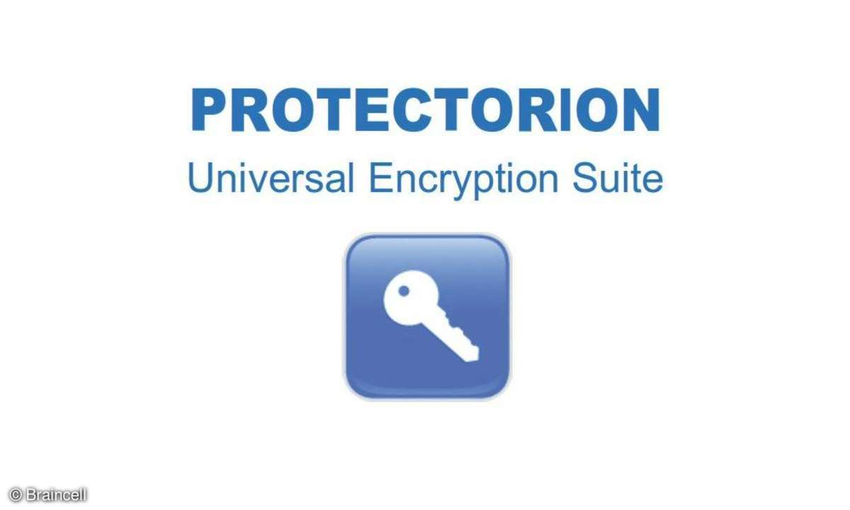 Protectorion Universal Encryption Suite