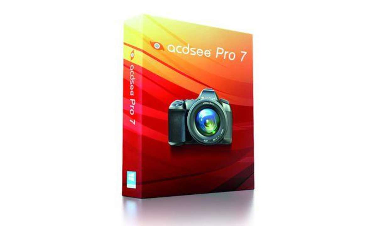 ACD Systems ACDSee Pro 7 im Test