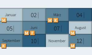 Bizzwire Eventkalender