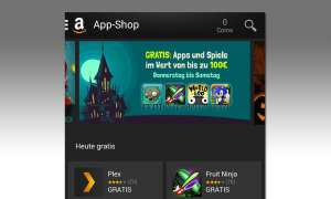Gratis-Angebot im Amazon App-Shop
