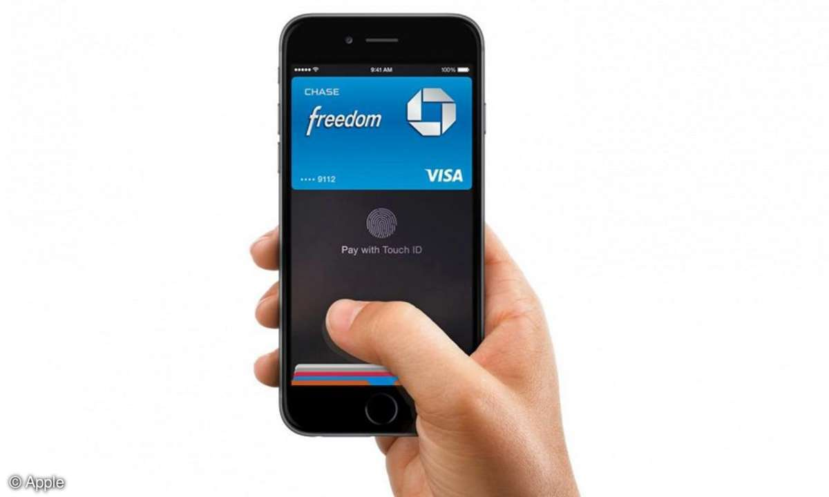 Apple Pay, Mobile Payment