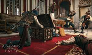 Screenshot: AC Unity