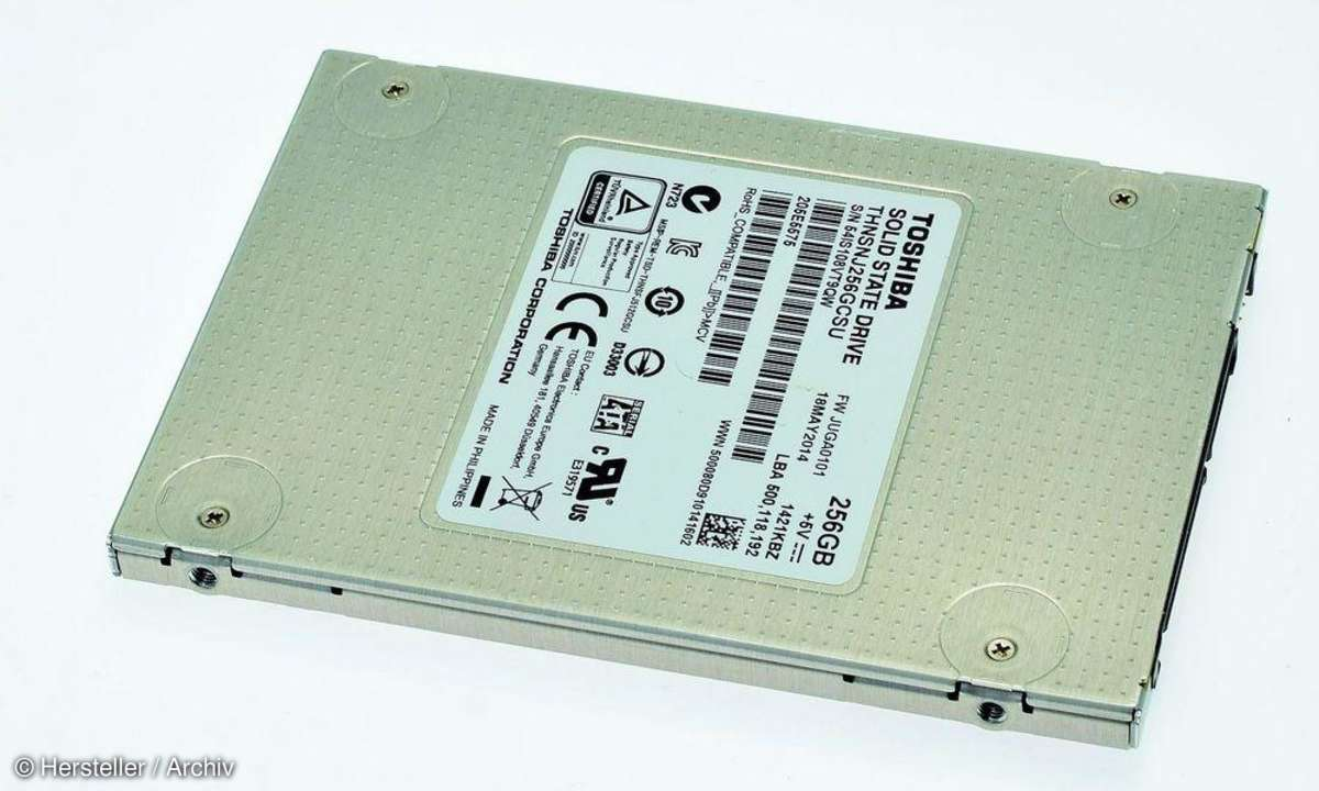 SSD Solid-State-Drives