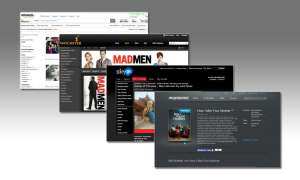 TV-Serien in Online-Videotheken