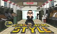 Screenshot: Gangnam-Style-Video