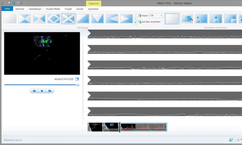 windows movie maker 2012 anleitung pdf