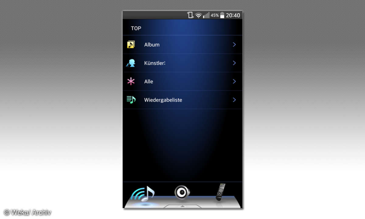 Remote-App for Android
