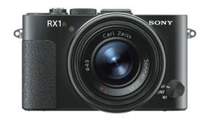 Sony RX1R Frontansicht