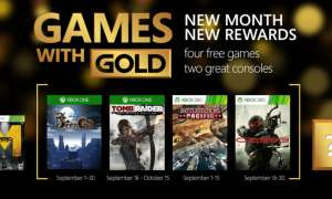 Games with Gold: Gratis-Games im September 2015.