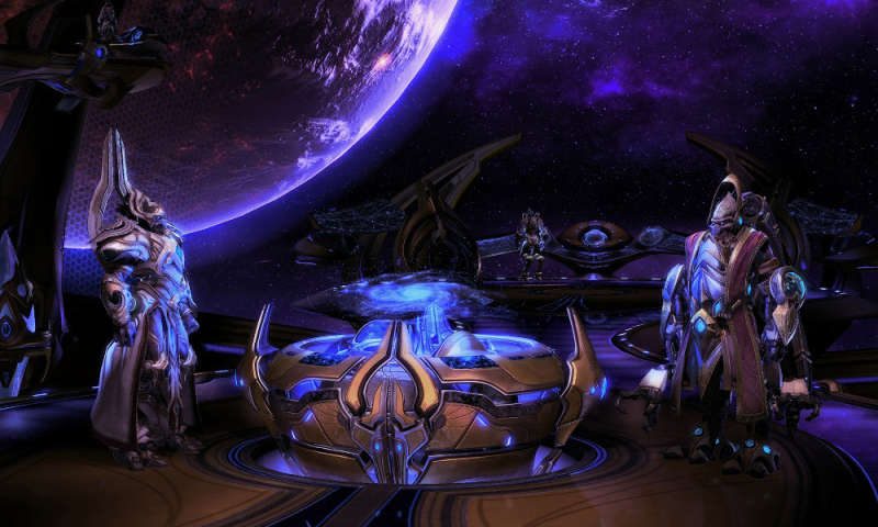 StarCraft 2: Legacy of the Void' News: Cinematic Trailer and Release ...