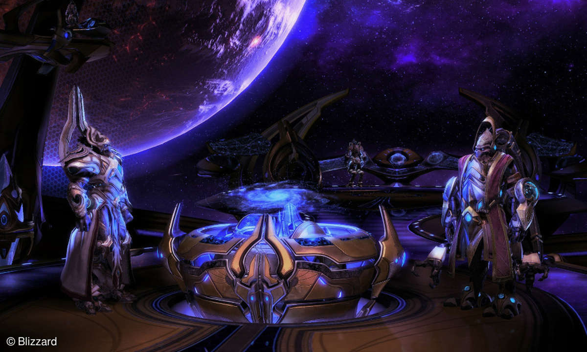 Starcraft 2: Legacy of the Void - Screenshot