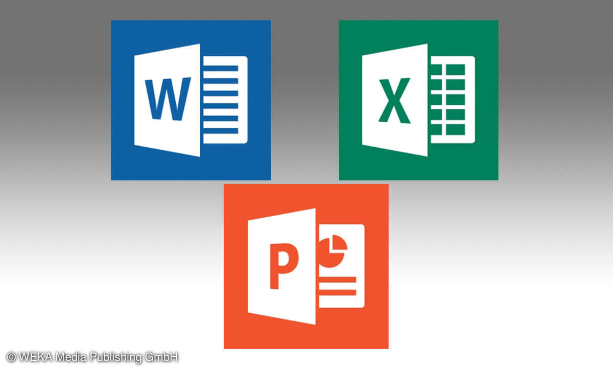 Office Apps: Galerie 2/4 - Microsoft Office