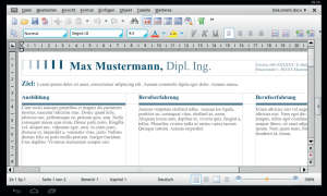 Office Apps für Android - 3 - Softmaker Office HD