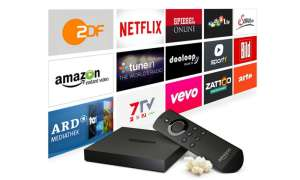 Fire TV: Apps