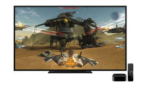 Apple TV 4 - Gaming