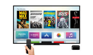 Apple TV 4 - Apps & Fernbedienung