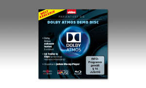 Dolby Atmos: Demo-Disc von video