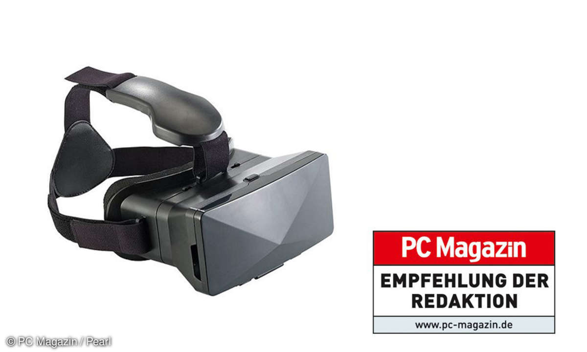 auvisio Virtual Reality Brille VRB70 3D