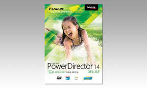 Cyberlink Powerdirector 14 Deluxe