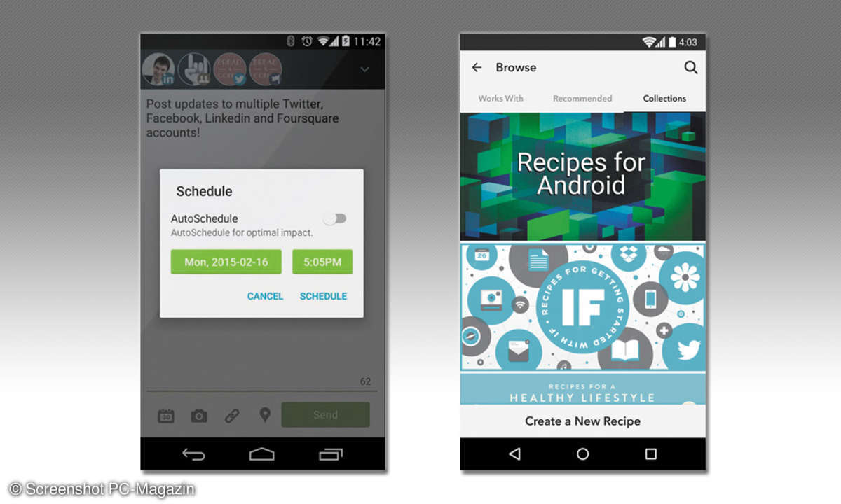 Android Hootsuite