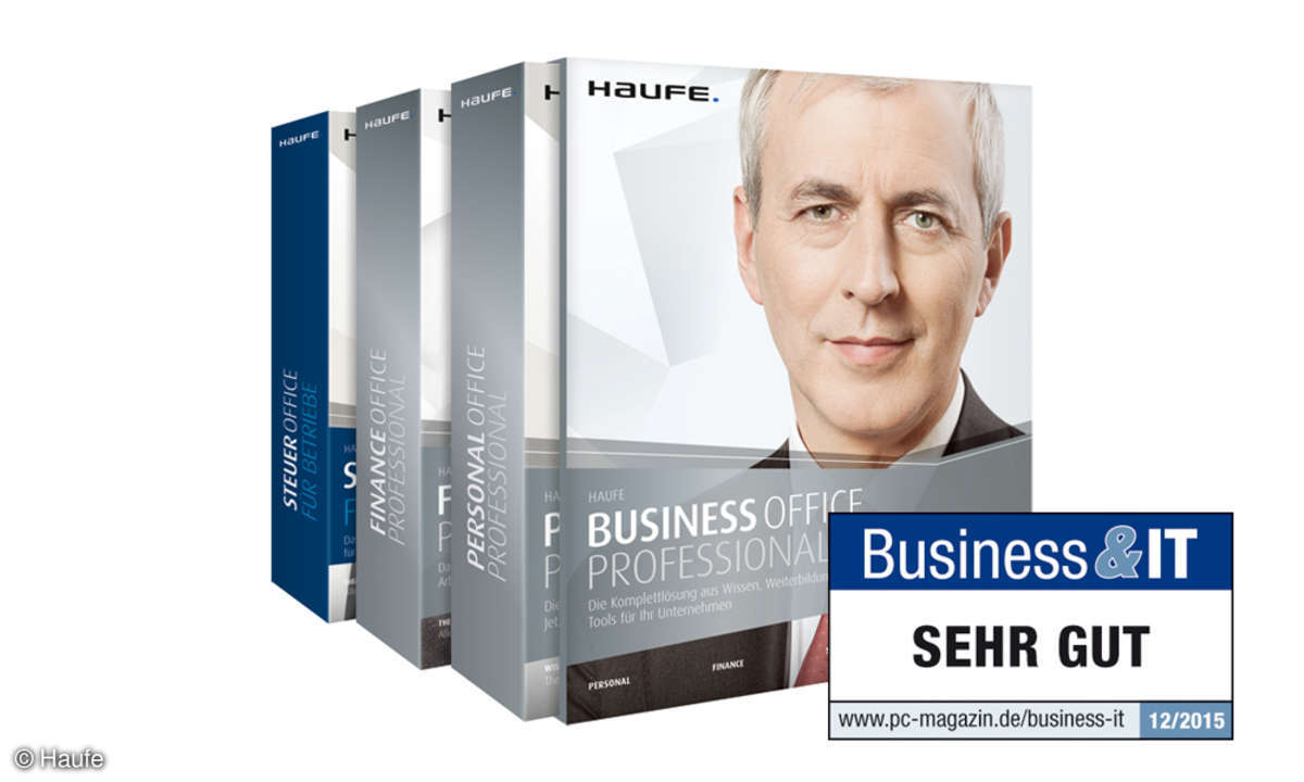 Haufe Business Office Professional - Test