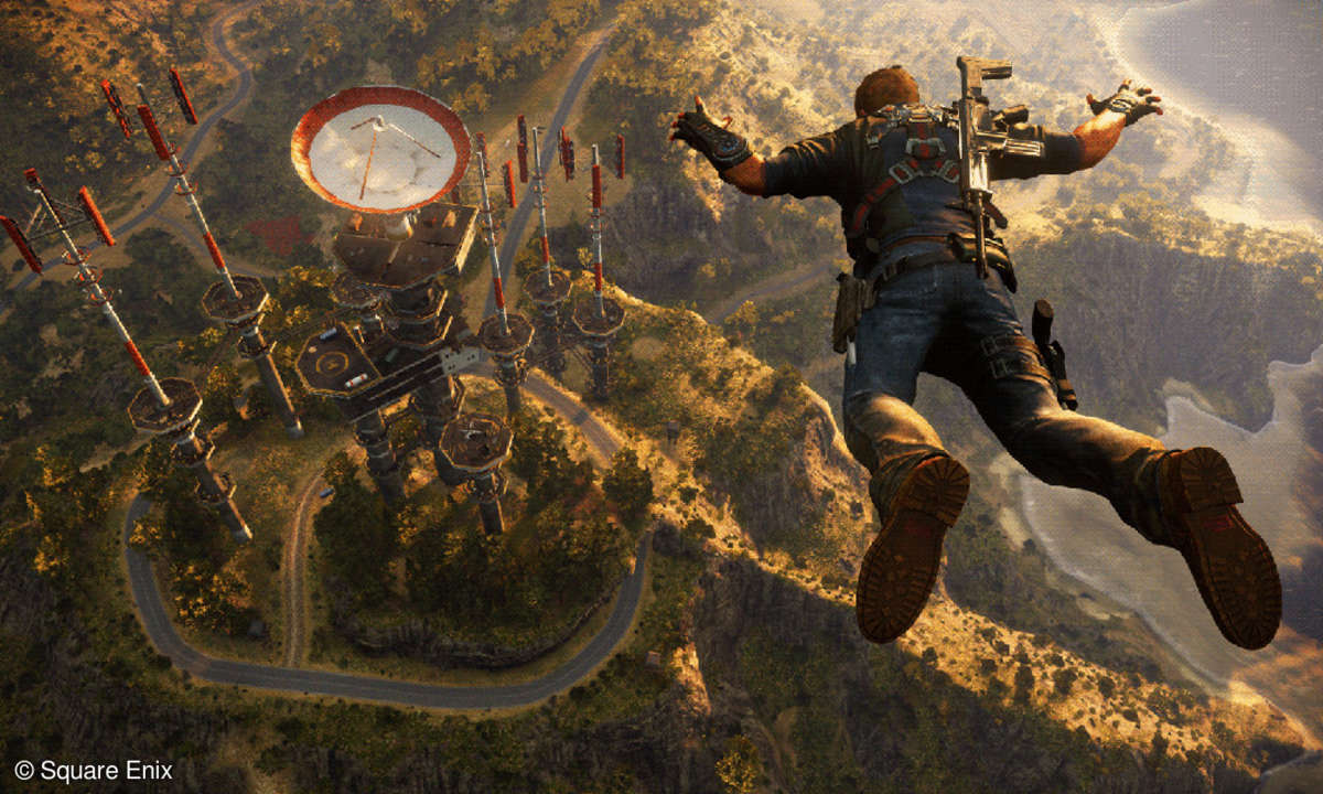 Just Cause 3 (PC, PS4, Xbox One)