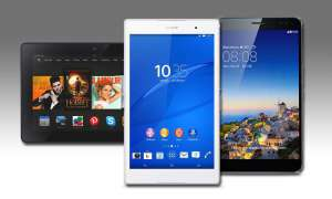 Fire HDX 8 9 Xperia Z3 Tablet Compact Mediapad X1